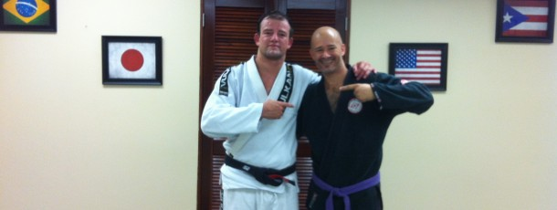 Black Belts in the house!